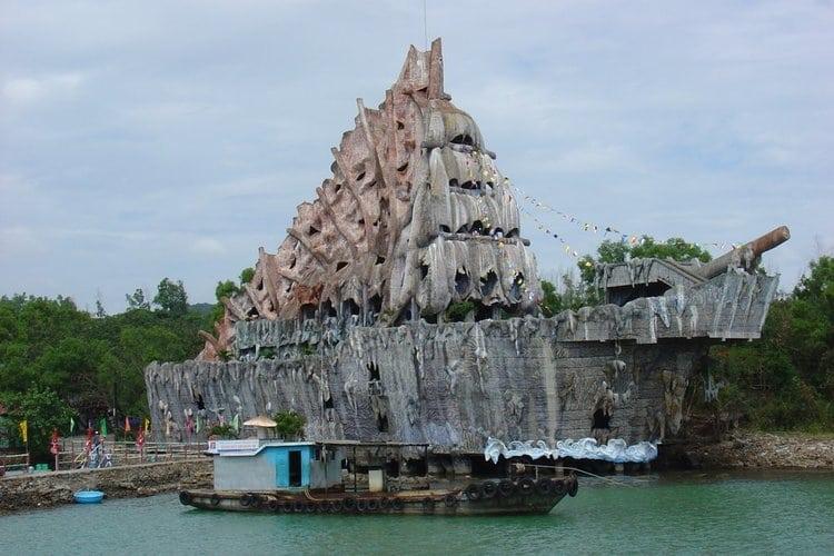 vietnam photos - tri nguyen aquarium