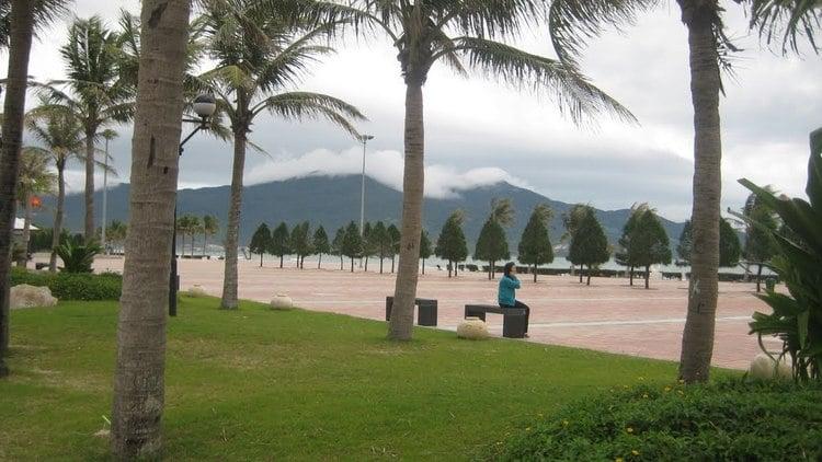 vietnam photos - east sea park