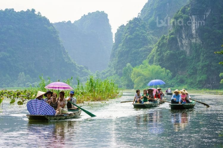 vietnam photos - things to do in tam coc