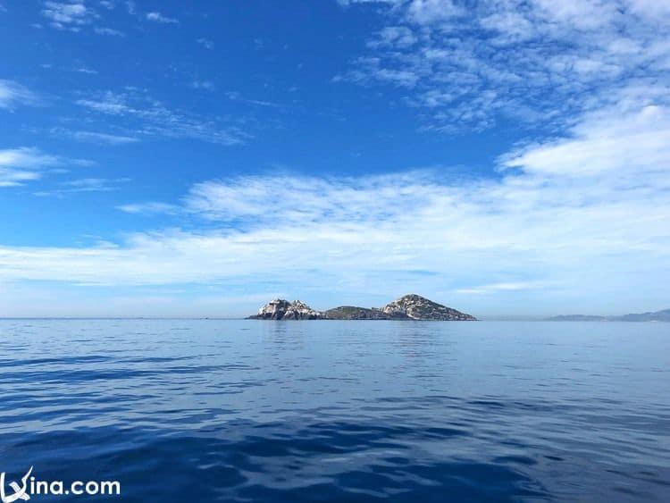 vietnam photos - yen island photos