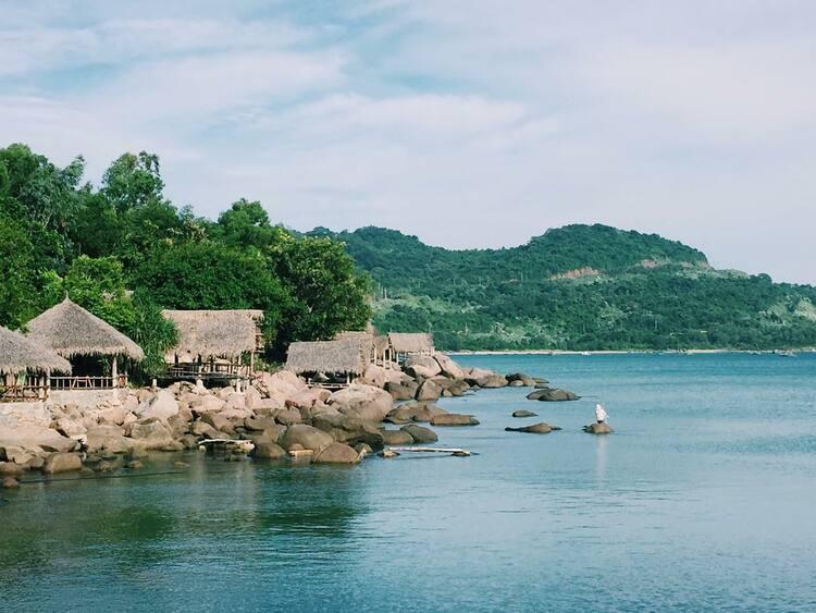 vietnam photos - bai rang beach