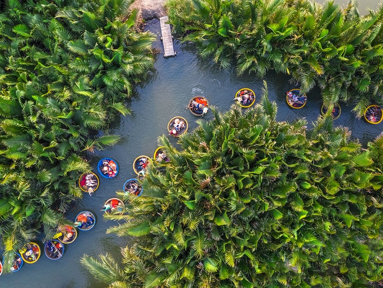 Bay Mau Coconut Forest In Hoi An, Vietnam – A Complete Travel Guide