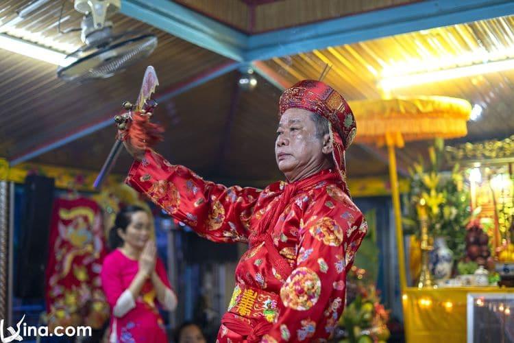 vietnam photos - hue nam temple festival photos