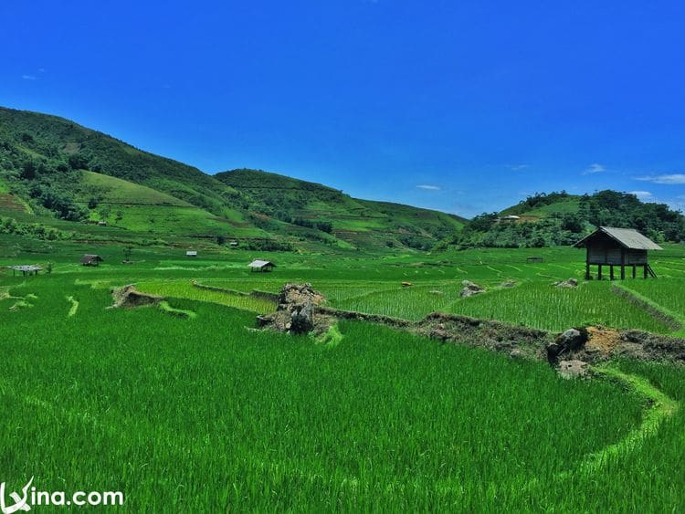 vietnam photos - lao cai province photos