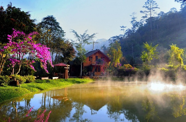 Enjoy and Experience Life in Mountainous Regions of Vietnam