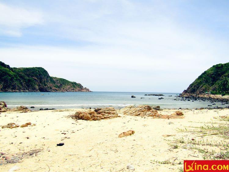 vietnam photos - om beach photos