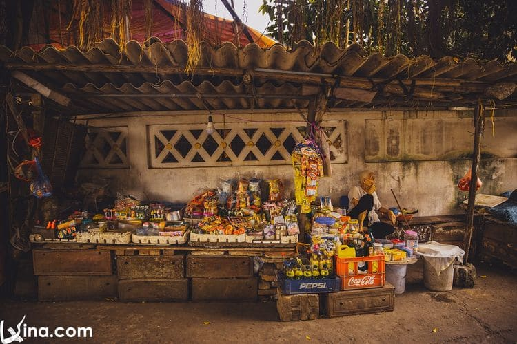 vietnam photos - tho ha village photos
