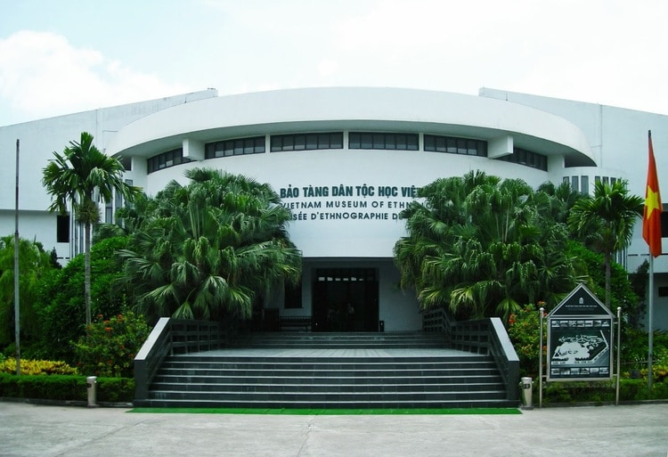 vietnam photos - vietnam museum of ethnology