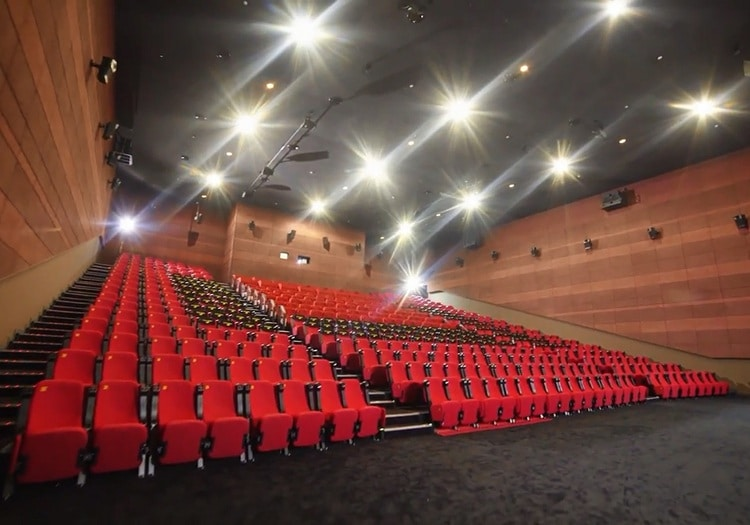 Top 5 Cinemas In Ho Chi Minh City, Vietnam