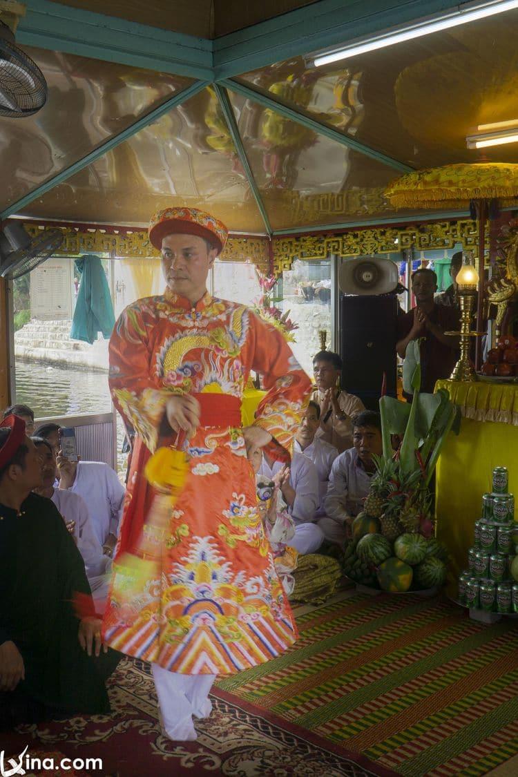 vietnam photos - hue nam temple festival