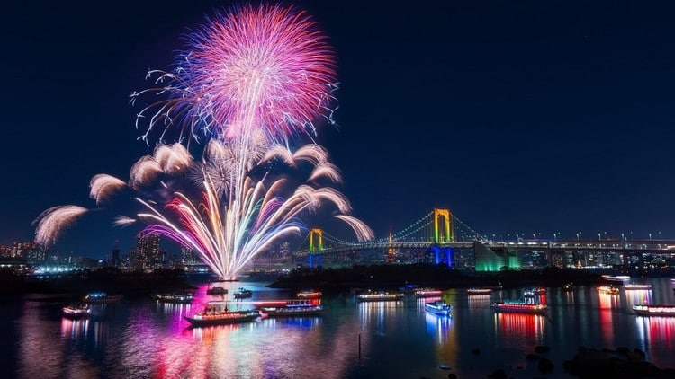 Da Nang International Fireworks Festival – Annual Event In Vietnam