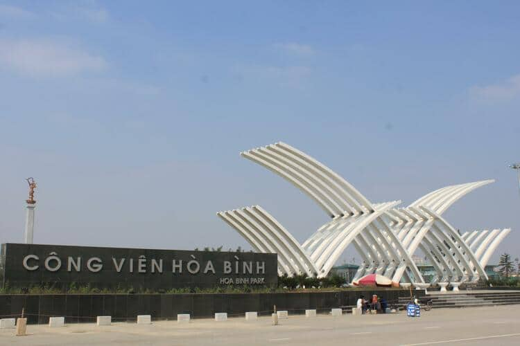 Hoa Binh Park – The Entertainment Spot In Hanoi