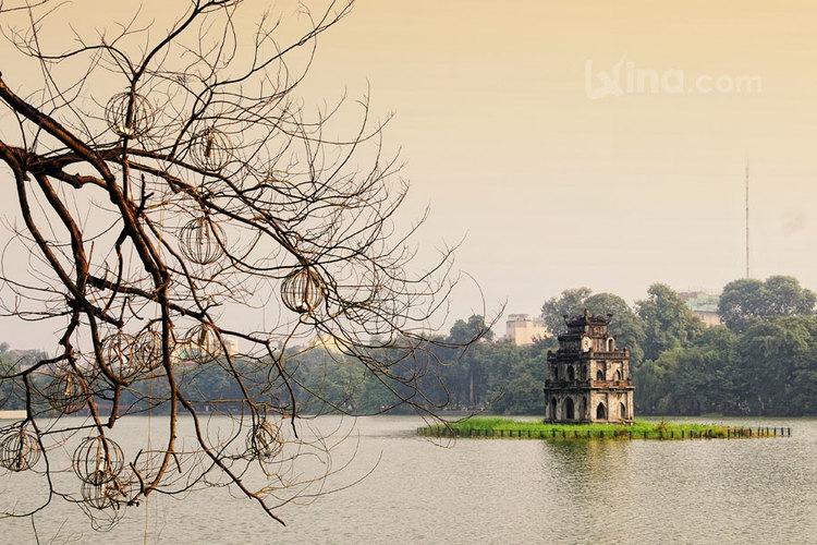 The Legend Of Hoan Kiem Lake In Hanoi, Vietnam