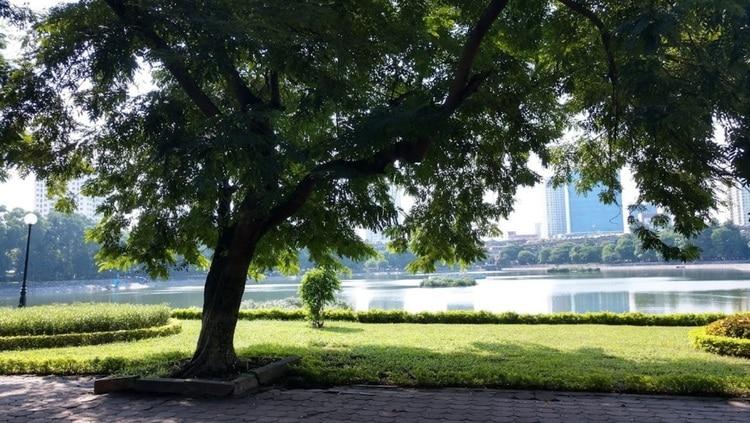 vietnam photos - indira gandhi park
