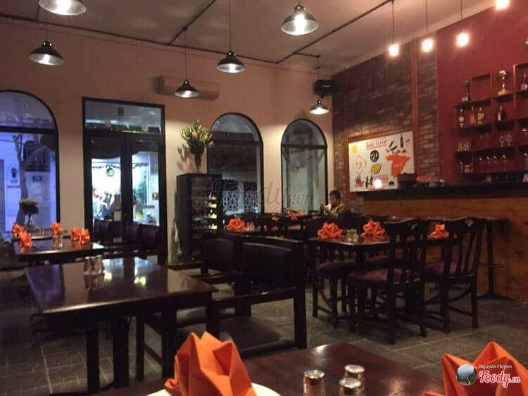 vietnam photos - spanish restaurants in hanoi