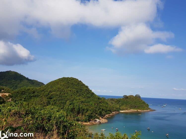 vietnam photos - nam du island photos