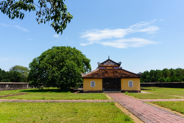 Nam Giao Esplanade: The Largest Esplanade In Vietnamese History Left In Hue City