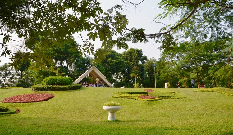 Nghia Do Park – Wonderful Playground In Hanoi