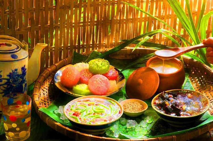 vietnam photos - southern folk cake festival