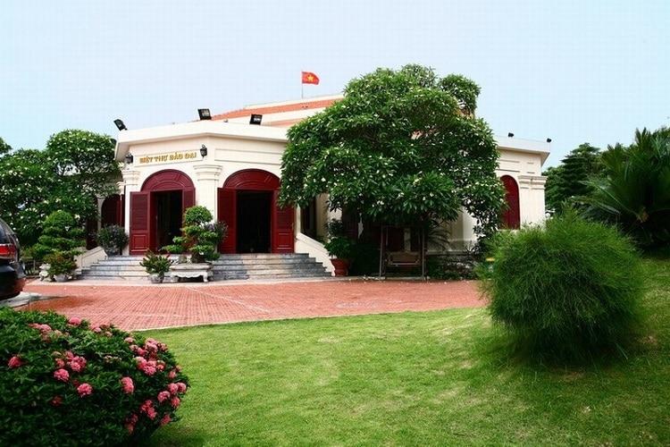 vietnam photos - bao dai villa