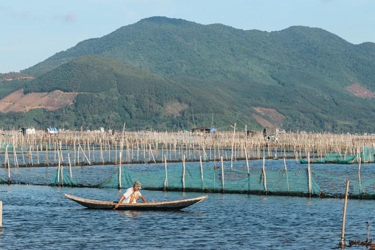 vietnam photos - cau hai lagoon