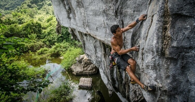 vietnam photos - cat ba butterfly valley