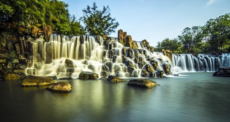 Giang Dien Waterfall In Dong Nai, Vietnam For Fun Weekend