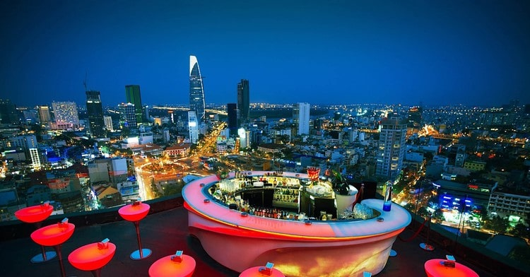 Top 9 Ho Chi Minh Nightclubs In Vietnam Ideal For Visitors