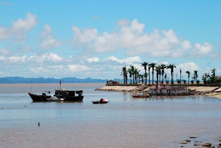 vietnam photos - k15-the zezo pier