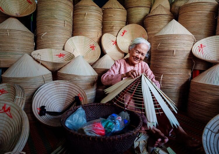 vietnam photos - my lam handicraft village