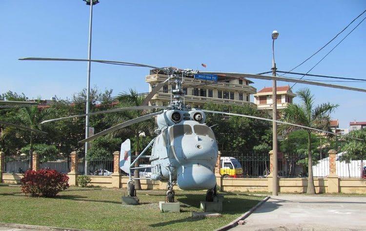 vietnam photos - navy museum