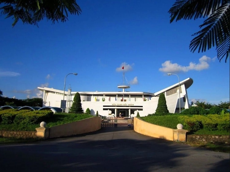 Navy Museum: Historical & Cultural Center Of Hai Phong City