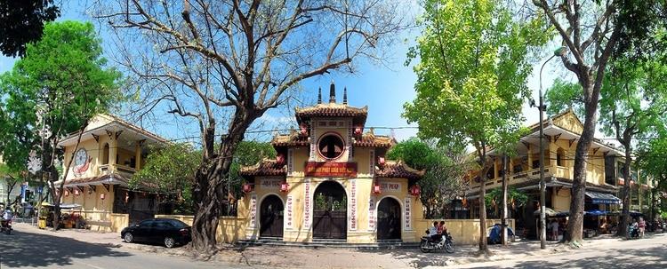 Quan Su Pagoda: Headquarters Of Vietnam Buddhism In Hanoi