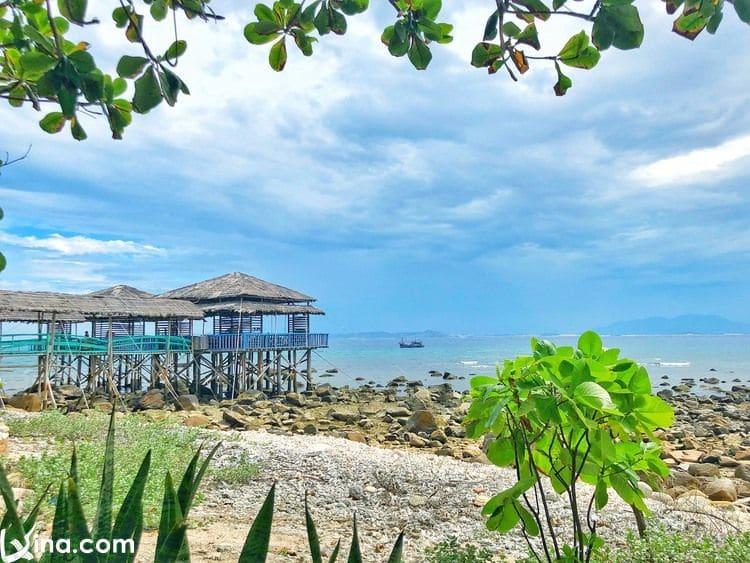 vietnam photos - salanganes island