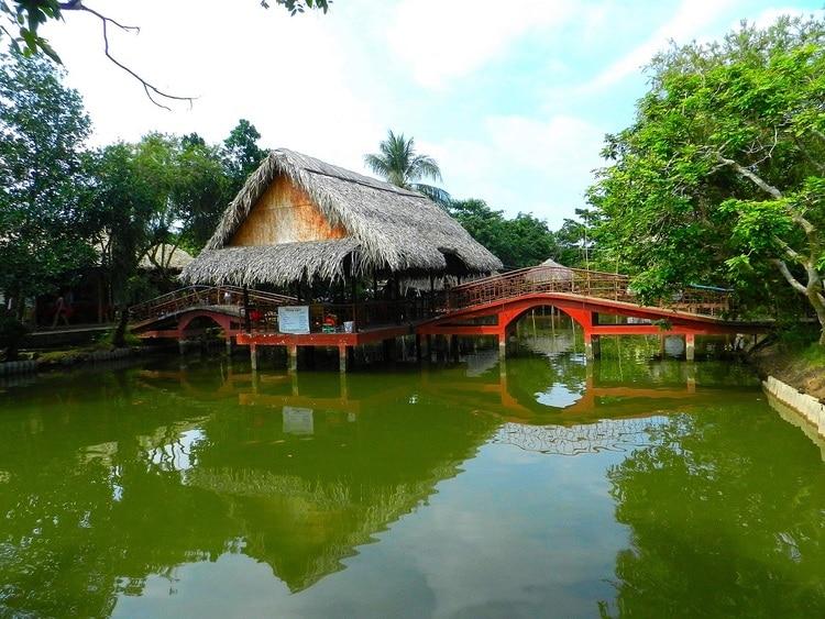 vietnam photos - con phung island