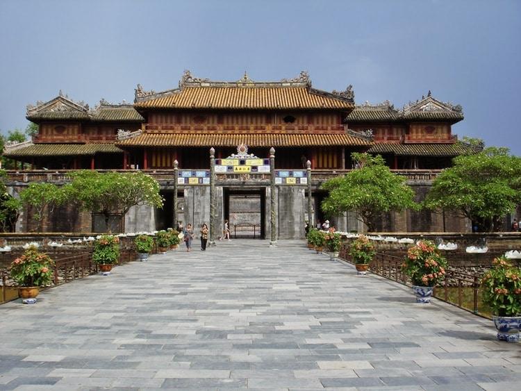 meridian gate in hue