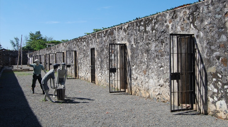 con dao prison in vietnam
