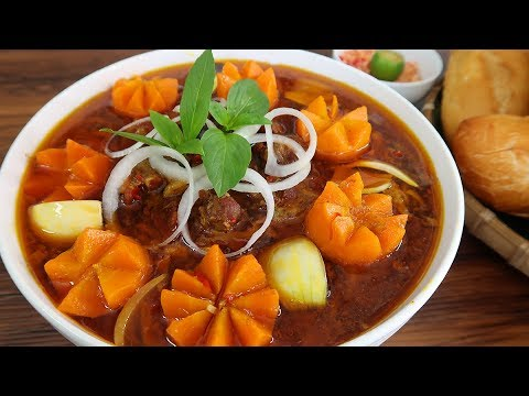 Delicious Vietnamese Beef Stew Recipe – A Traditional Food In Vietnam