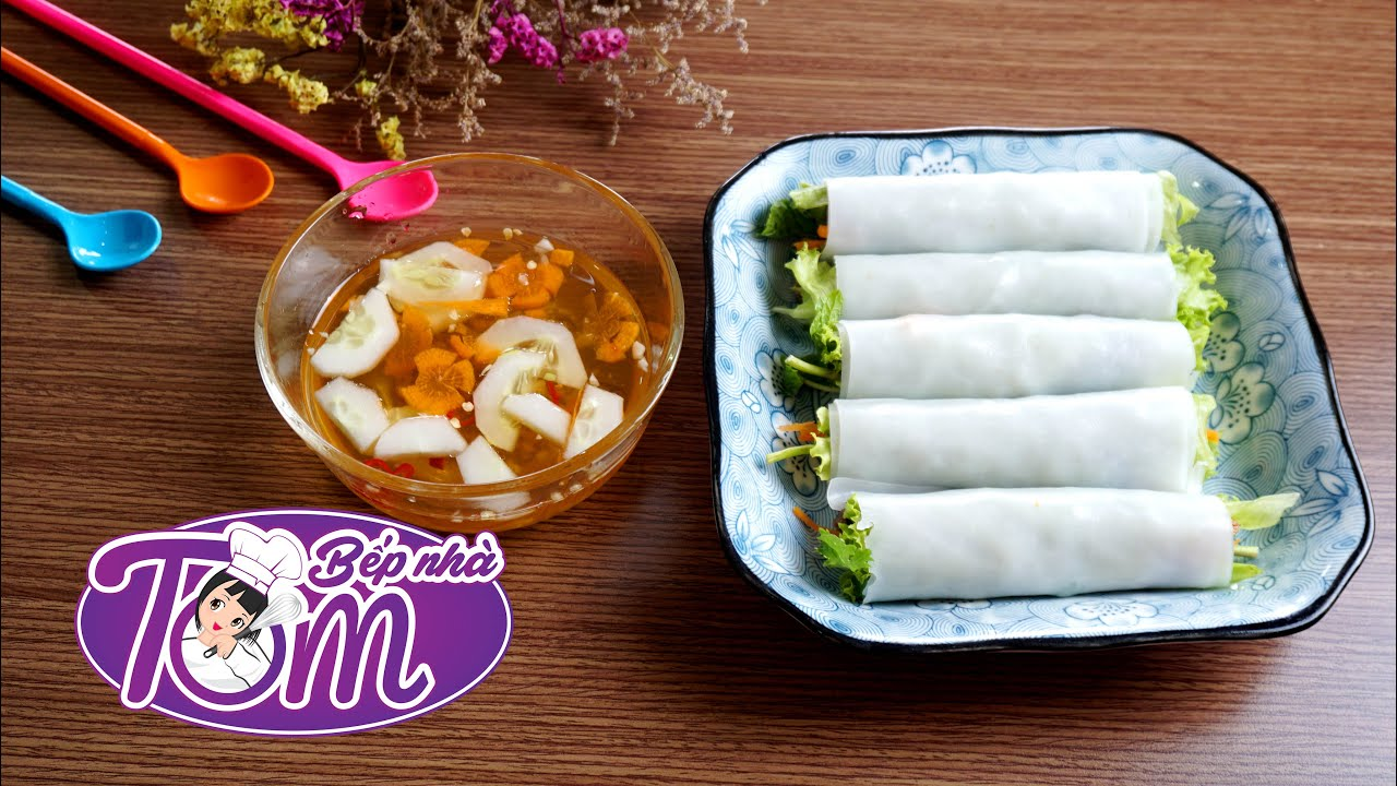 Delicious Vietnamese Rolling Pho Recipe – Rice Noodle Rolls