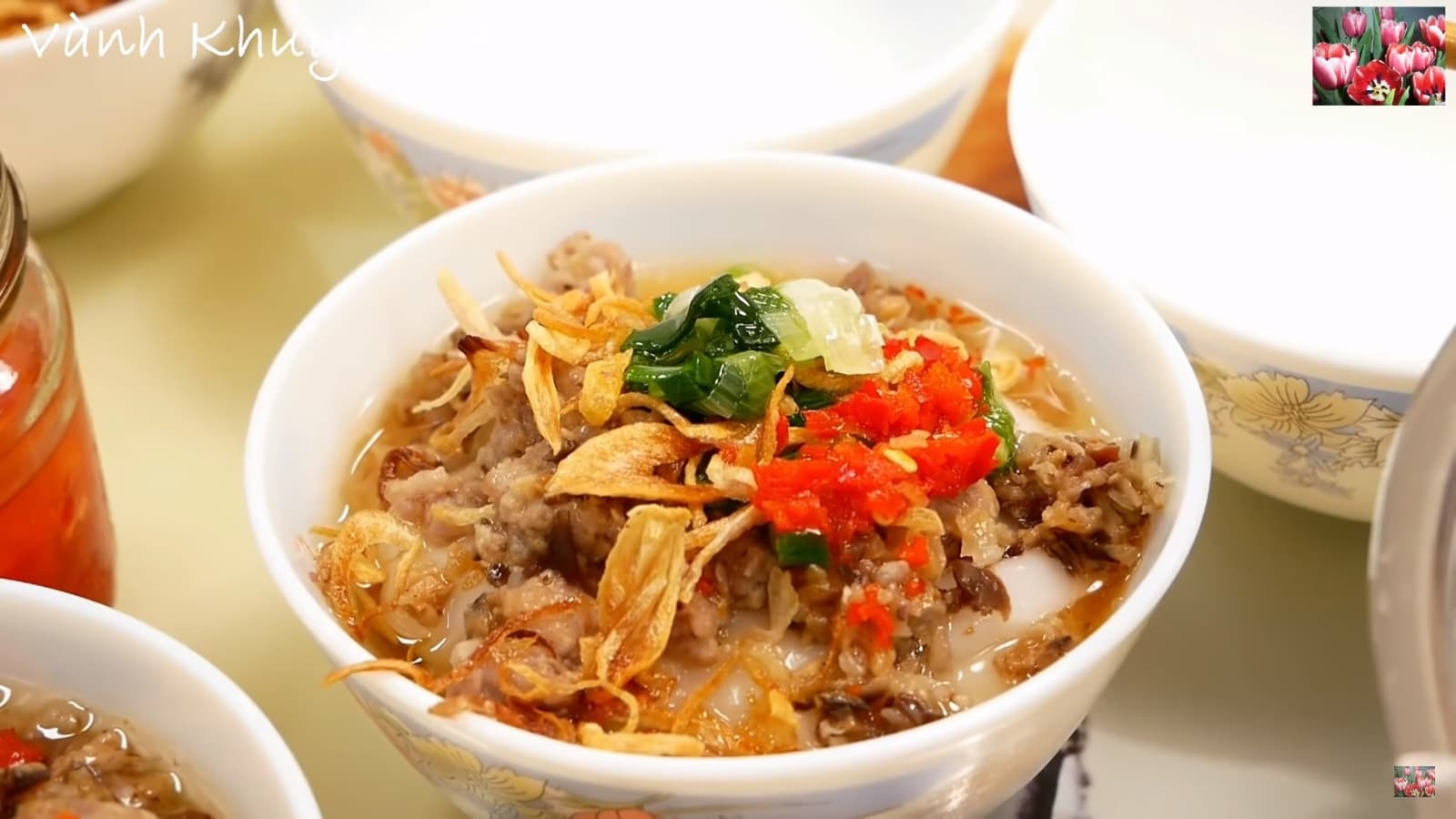 vietnamese hot plain rice flan recipe