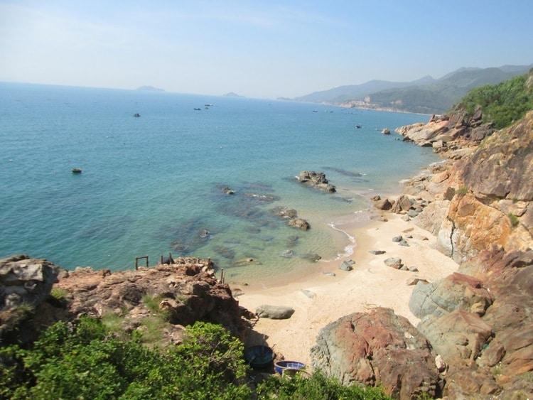 vietnam photos - ghenh rang tien sa