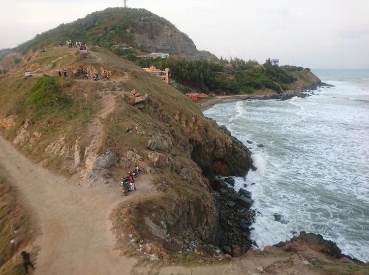 nghinh phong cape in vung tau