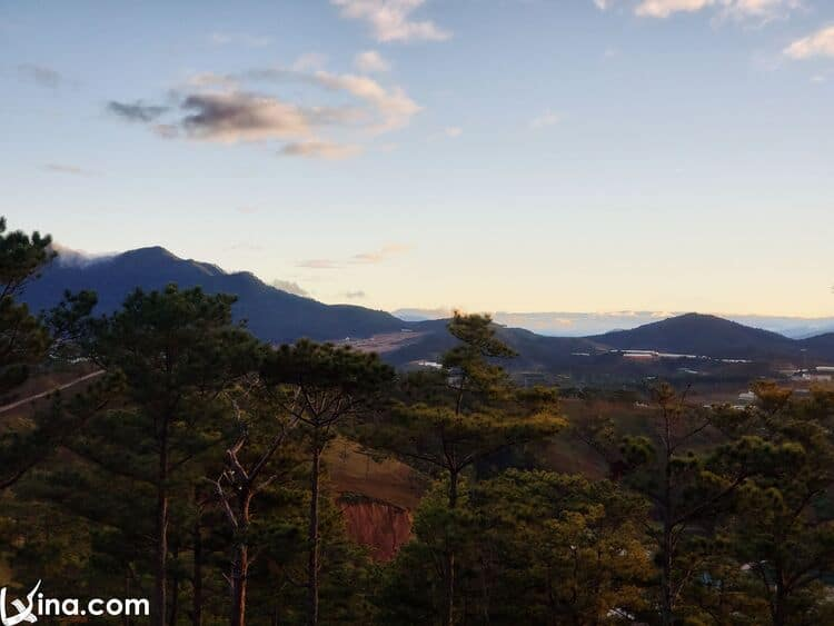 vietnam photos - landscapes of da lat