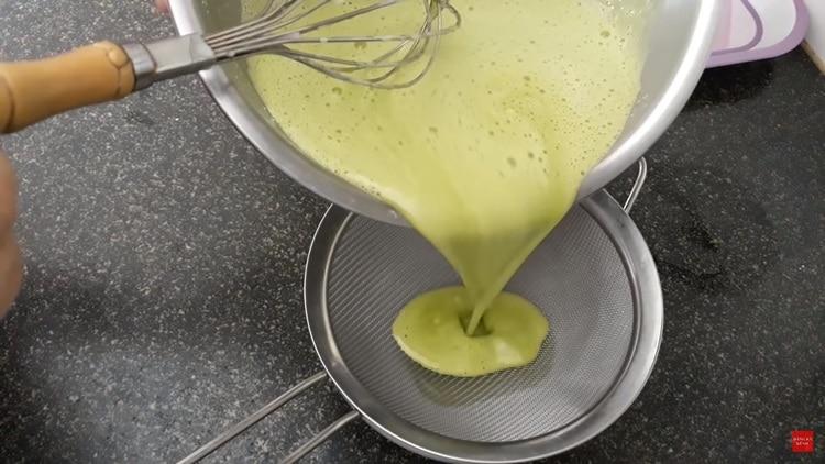 mount fuji sponge cake recipe