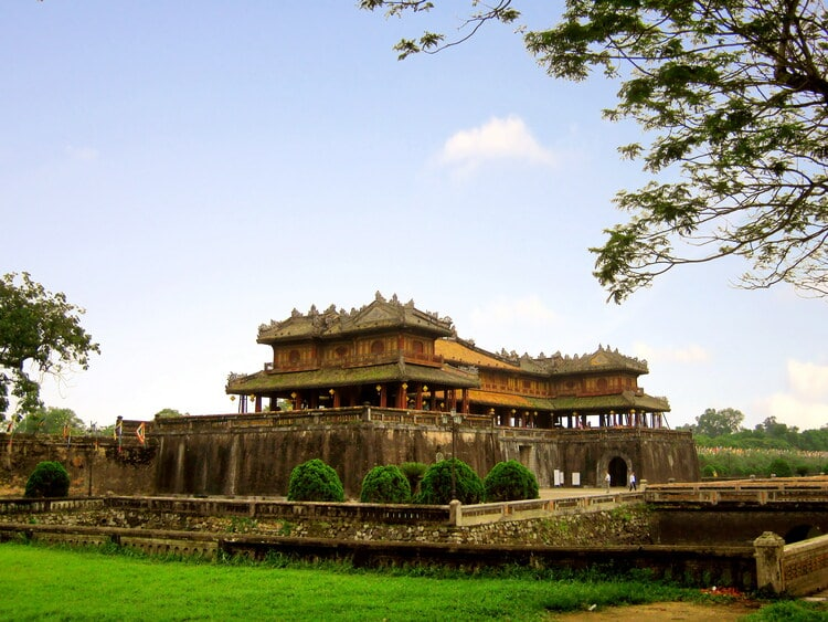 Meridian Gate (Ngọ Môn) – The Remarkable Architecture In Hue Imperial Citadel