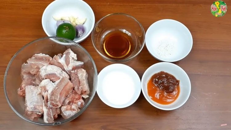 sweet and sour pork ribs recipe