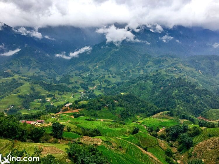 vietnam photos - landscapes of sapa