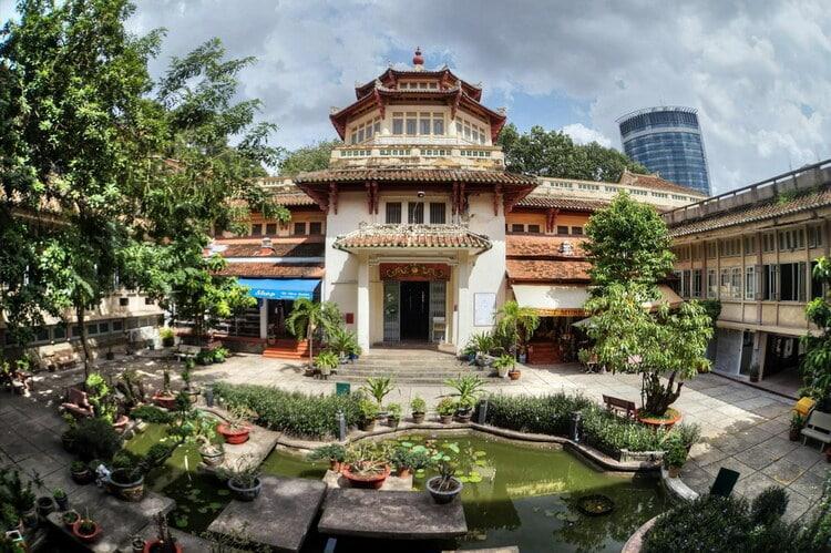 vietnam photos - museum of vietnamese history