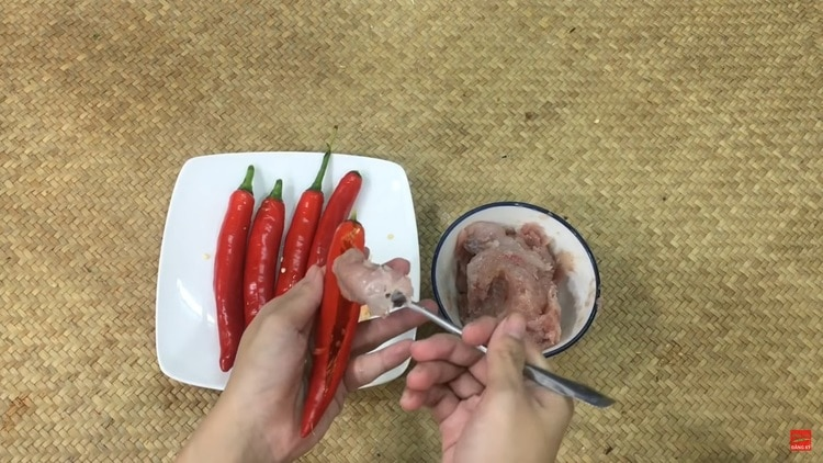 fermented fish seafood noodle soup