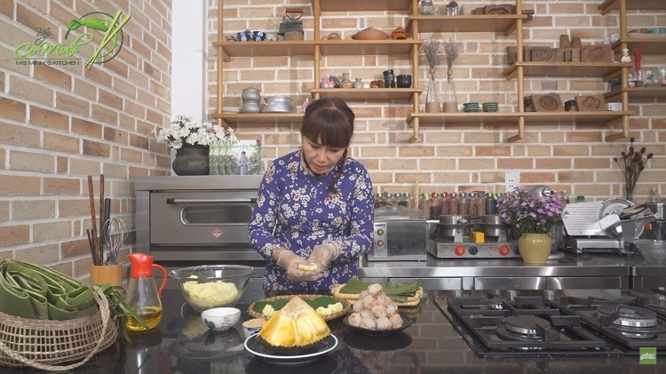 jackfruit glutinous rice cake recipe